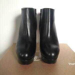 955eee1c6713 Christian Louboutin Shoes - CHRISTIAN LOUBOUTIN NIB Dirdibootie 130 Black 39